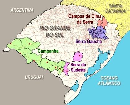 brasil campanha gaucha